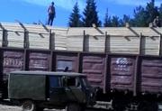 Пиломатериал хвойный на вагоне из России